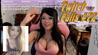 Ultimate Twitch Fails & Wins with Chat! November 2017 #72
