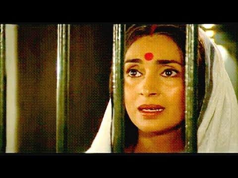 Anil Kapoor Meets Nutan In Jail - Meri Jung Scene video