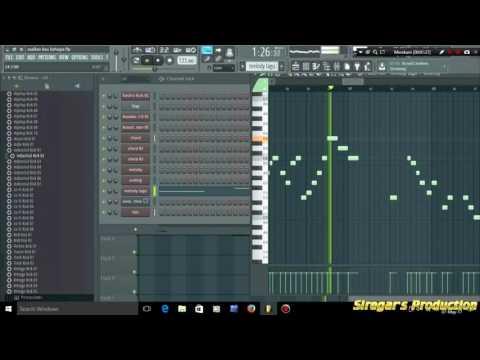 Armada - Asalkan Kau Bahagia FL Studio