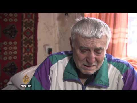 Ukraine conflict divides families