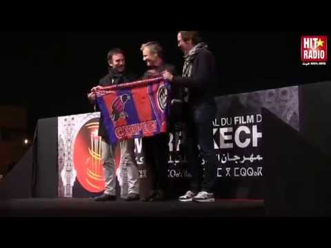 Viggo Mortensen affiche son amour pour San Lorenzo - FIFM 2014 avec HIT RADIO