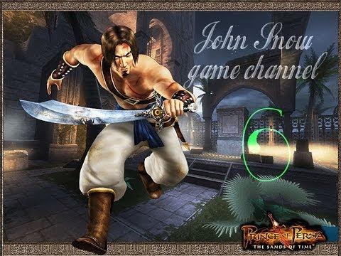 Прохождение Prince of Persia - Sands of Time - 6 серия