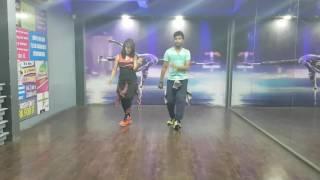 O Mere Dil Ke Chain  Bollywood Dance Fitness  Chetan Agarwal