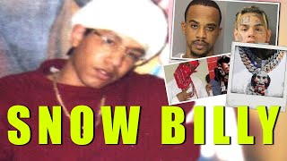 "Info Minds Presents Episode 1.....""The Snow Billy Story"""