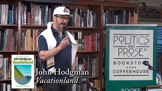 "John Hodgman Tells a ""Ghost"" Story"