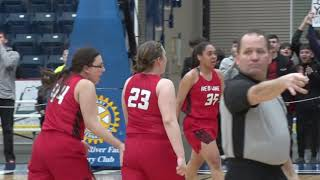 Extended Highlights- Red Lake Girls Basketball Wins Section 8A Championship