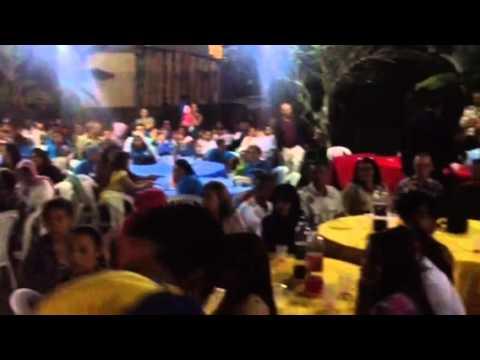 Fundación Junior Rivera realiza cena a Juntas de Vecinos de