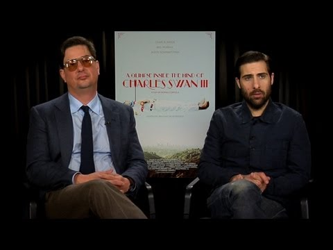 iInterviewer: Jason Schwartzman and Roman Coppola