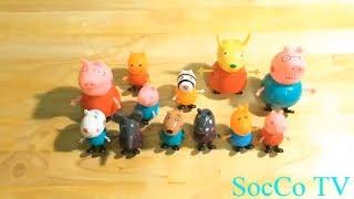 Đồ chơi heo peppa pig - Peppa pig toys - Đồ chơi mới nhất dành cho trẻ em