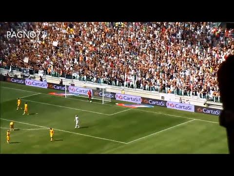 JUVENTUS Vs Parma Goal Marchisio 4-0