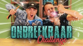 ONBREEKBAAR CHALLENGE!