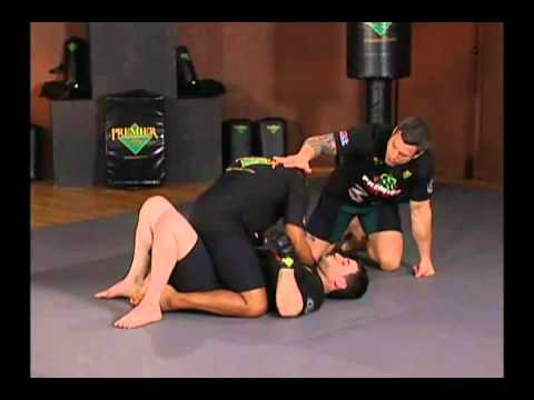 Mixed Martial Arts | Advanced | Grappling | Mount Escape Bridging Image 1