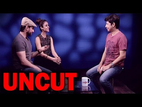 UNCUT - Saif Ali Khan & Ileana Dcruz's EXCLUSIVE Interview