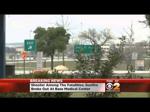 Shooting At Fort Hood Leaves 4 Dead, 16 Injured