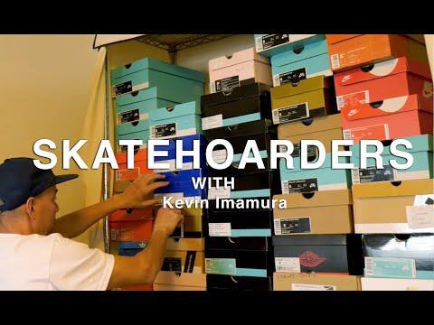 Ultra Rare Nike Sneakers & 80s/90s Skateboard Collectables | SkateHoarders | Kevin Imamura | SE3 EP3