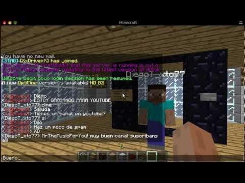 Mi server de minecraft [Ip en descripcion]