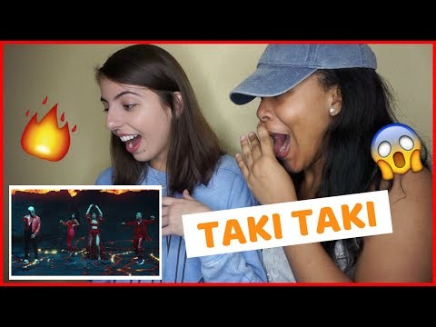 DJ Snake - Taki Taki ft. Selena Gomez, Ozuna, Cardi B (REACTION) MP3