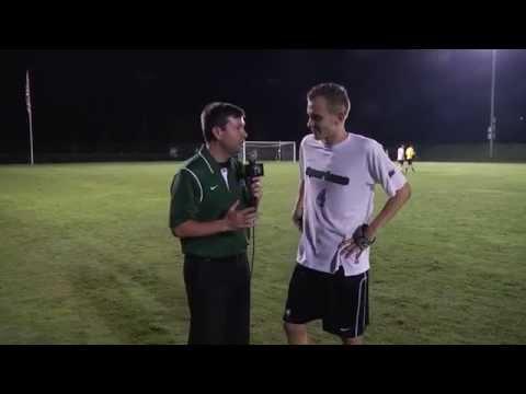 Men's Soccer vs Presbyterian College - 09/20/2014