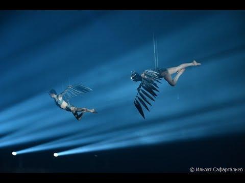 Cirque du Soleil brings its magic to Astana EXPO-2017