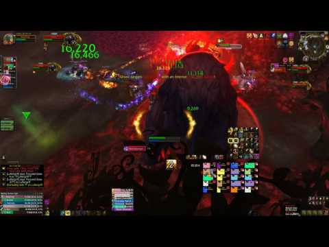 Brothers in arms vs Ursoc mythic first kill