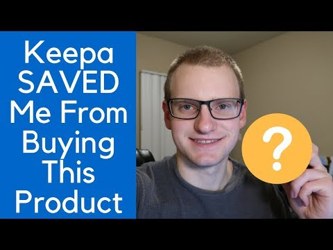 Amazon Keepa - 2018 Step By Step Guide For Using Keep.com Graphs To Only Buy The RIGHT Products