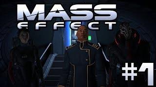 Mass Effect Walkthrough Gameplay - Part 1 - Urgent Message