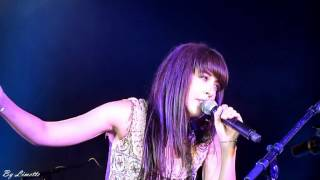 Nolwenn Leroy Laurent Voulzy Scarborough Fair Liveamusik 39 Elles De Meaux 2012