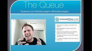 The Queue | 360 Panorama | MouseFlow | Animoto | Facebook Secret Groups
