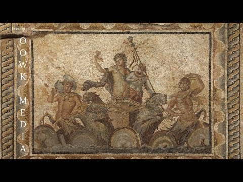 Download Legendary Ancient Mosaic of the Epiphany of Dionysus Restored Mp4 baru