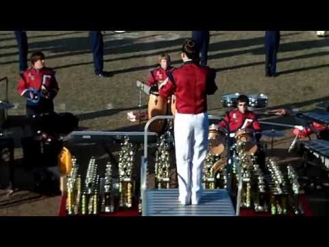 Nov 2010 Newton Conover Competition East Gaston High School Band