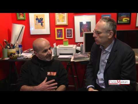 Intervista di Checchino Antonini a Dimitri Deliolanes