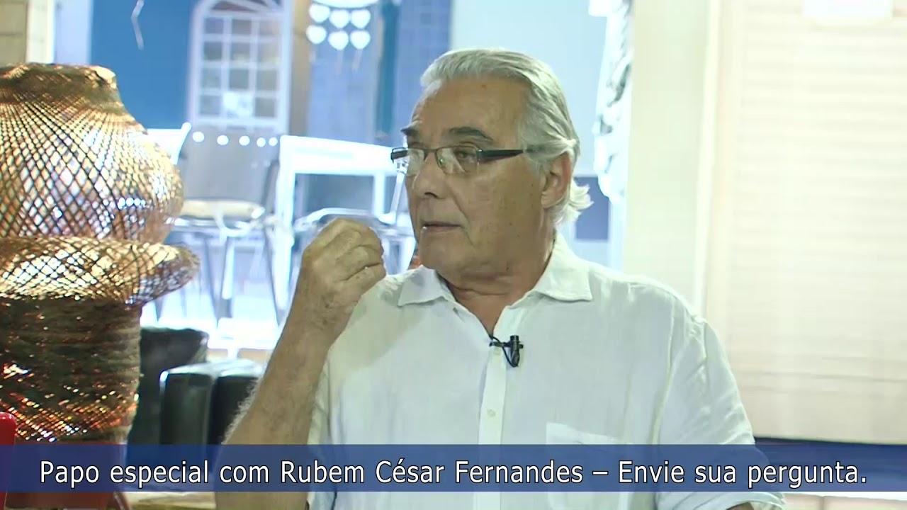 Rubem César fala sobre a situação das UPP´s no Rio de Janeiro!