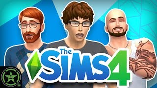 Achievement Hunter University - The Sims 4 | Let's Play
