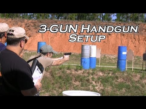 ULTIMATE HANDGUN FOR 3-GUN: GLOCK 34