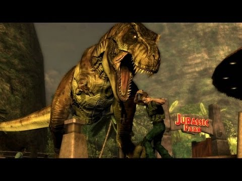 Jurassic Park III: Danger Zone!