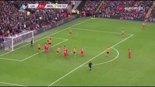 Hélder Costa's run vs Liverpool