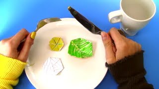 Thumbnail of Hexaflexagons