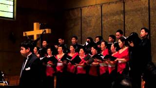 "UST Singers Alumni and FASO  perform ""On this Day"" by Fr. Ricky Manalo"