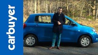 Suzuki Celerio in-depth review - Carbuyer