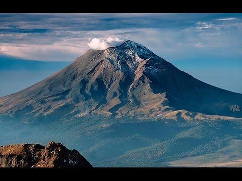 С точки зрения науки. Предупреждение об извержении вулкана.