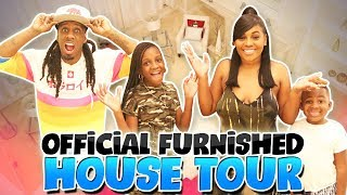Panton Squad Official Furnished House Tour