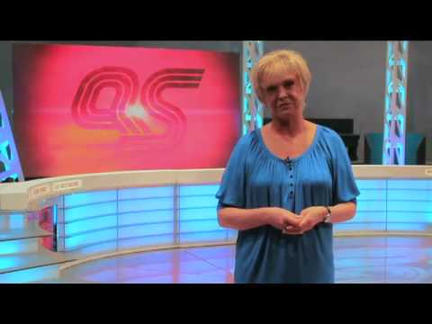Muscular Dystrophy Campaign - Sue Barker thanks Tesco fundraisers