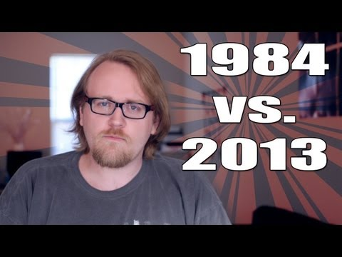 1984 vs. 2013: Why Privacy Matters