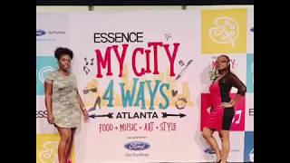 "VLOG #3 ""Drop Top Wop in Atlanta"""