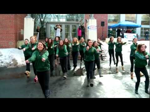 One Billion Rising at Siena College