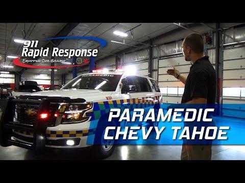 Paramedic Chevy Tahoe | 911RR