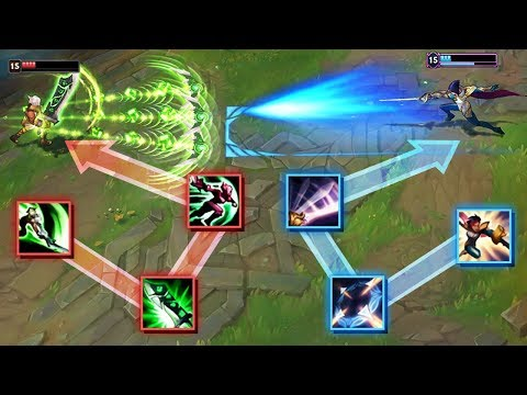 """CHALLENGER """"HIGH APM"""" OUTPLAYS - Best Moments Montage - League of Legends"""