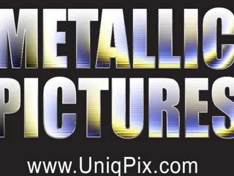 Metallic Pictures, the great gift idea Video