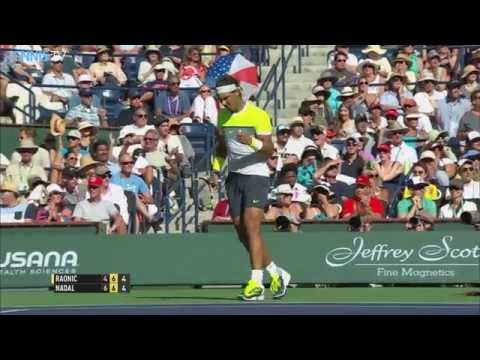 Indian Wells 2015 Friday Hot Shot Nadal