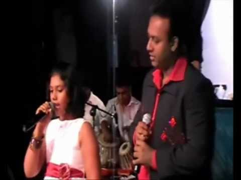 Geeth Madhuri Musical Show 2012 -  Do Sitaron Ka Zamin Par..-...